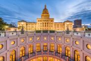 Most lopsided state legislatures in America