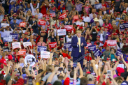 Presidential candidates raising the most for their campaigns