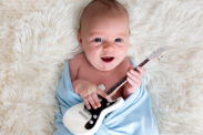 Most popular baby names shared by famous musicians