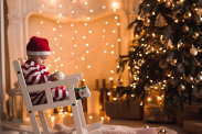 Baby names inspired by the winter holidays of the world