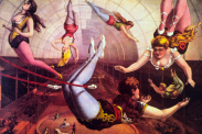 From Barnum & Bailey to Annie Oakley: History of traveling entertainment in America