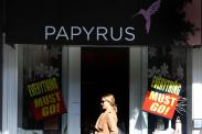 Major retail chains that no longer exist
