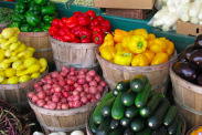 How access to fresh produce varies across America