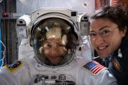 History of women in space