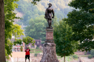 States with the most Confederate memorials
