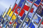 How many state flags do you know?