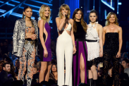 Taylor Swift tops this list of artists with the most Billboard Music Awards