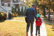 Best suburbs for raising a family in America