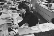 History of women in the workplace