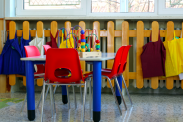 How COVID-19 has endangered the child care industry