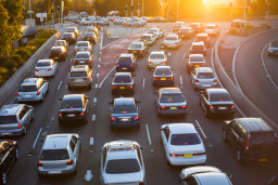 Cities with the worst commutes in America