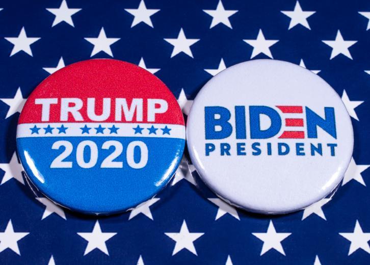 States Donating The Most To Donald Trump Vs Joe Biden Stacker