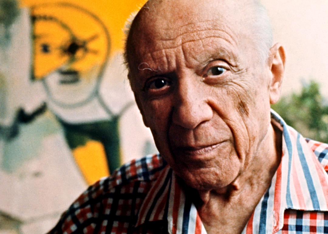 Pablo Picasso: The Life Story You May Not Know   Stacker