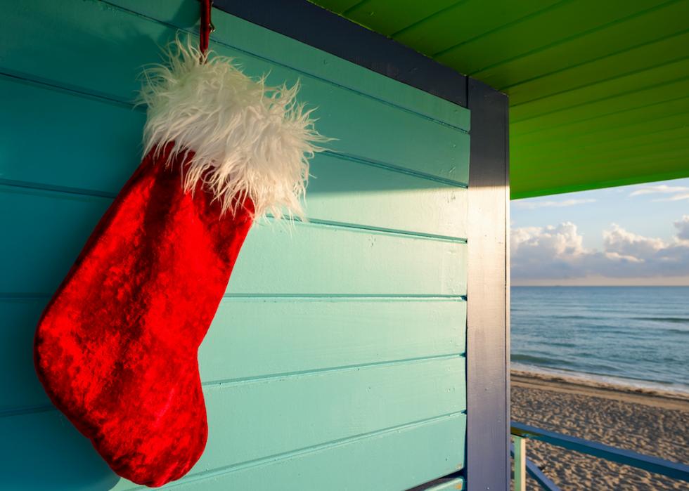 Christmas In Daytona Beach 2021 Warmest Cities In America On Christmas Stacker