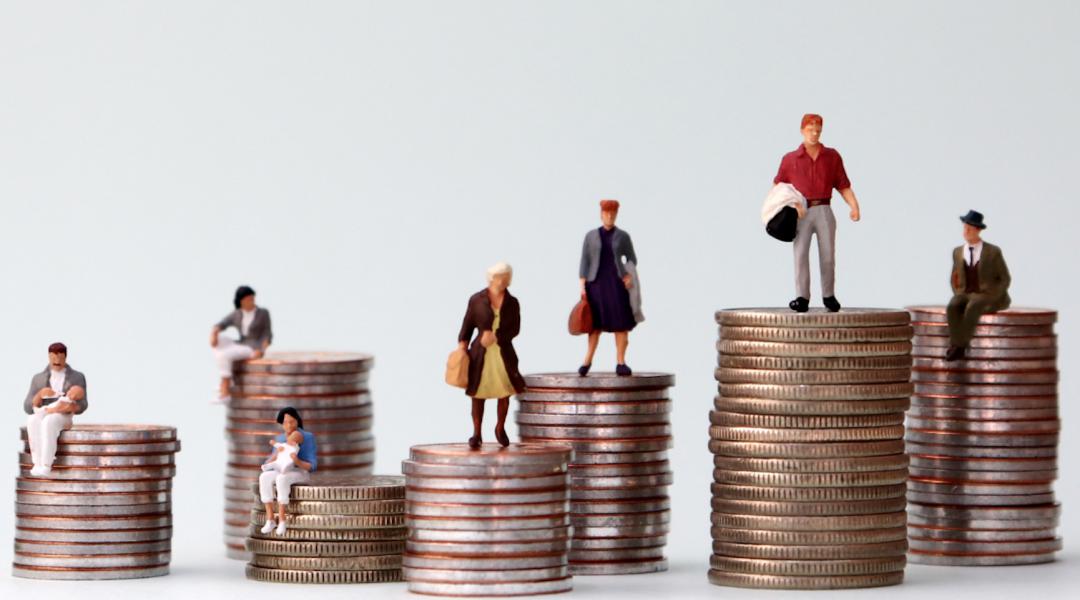 Universal Basic Income, Hyejin Kang // Shutterstock